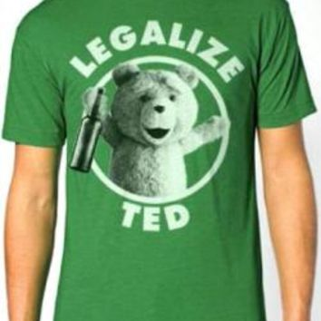 Ted T-Shirt - Legalize Ted