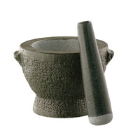 """Frieling """"Goliath"""" Mortar and Pestle Set"""