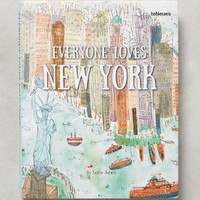 Everyone Loves New York by Anthropologie in Multi Size: One Size Books