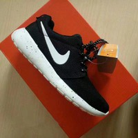 """""""Nike Roshe Run"""" Sport Casual Unisex Galaxy Sneakers Couple Running Shoes"""