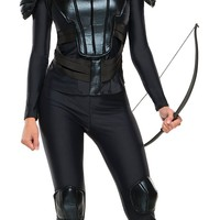 Rubie's Costume Co Women's The Hunger Games Deluxe Katniss Costume