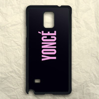 Yonce Samsung Galaxy Note 3 Case