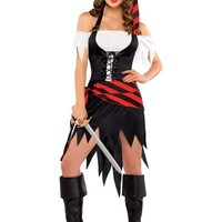 Adult Rogue Maiden Pirate Costume- Party City