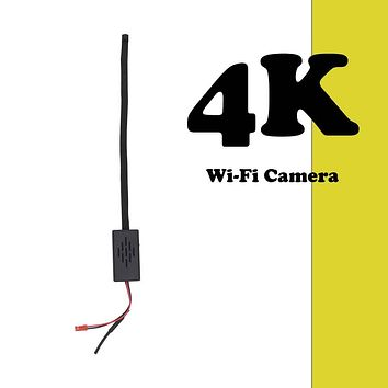 UHD 4K WiFi Board Camera - DIY Security Camera & Spy Surveillance