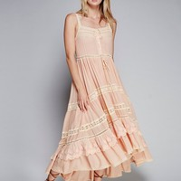 Free People Rapunzel Gown
