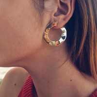 Halona Statement Earrings