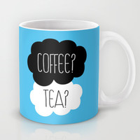 Coffee? Tea? Mug by Sara Eshak