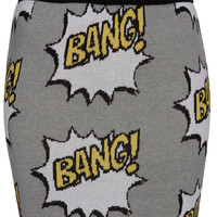 Knitted Bang Skirt - New In This Week - New In - Topshop USA