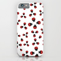 Pattern #4: Ladybug iPhone & iPod Case by Paper Piglets
