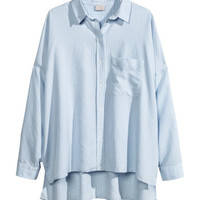 Oversized Shirt - from H&M