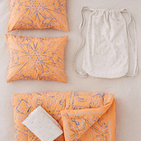 Seed Bead Comforter Snooze Set   Urban Outfitters
