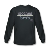 Mens ONE TREE HILL Long Sleeve CLOTHES OVER BROS 2 T-Shirt Tee Size S-2XL