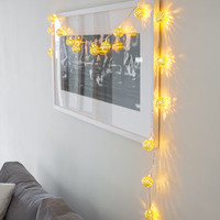 Gold Tangier Fairy Lights
