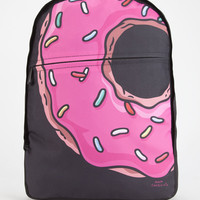 Neff X The Simpsons Big Donut Backpack Multi One Size For Men 26130195701