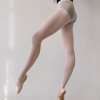 Ballet Beautiful Seamed Tights (more colors) - Activewear