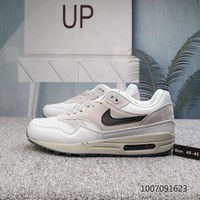 HCXX N572 Nike Air Max 1 Crystal men's running shoes Grey Black