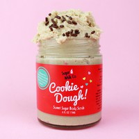 Chocolate Chip Cookie Dough Body Scrub