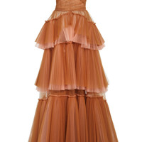 Off The Shoulder Gown | Moda Operandi