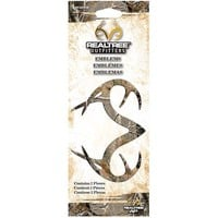 Realtree Outfitters AP Camouflage Vehicle Emblem 2-Pack