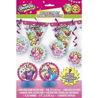 Shopkins 7-Piece Party Decoration Kit
