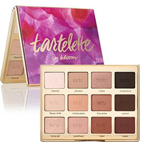 Tartelette in Bloom Clay Palette 12 Colors Eye Shadow By Tarte High Performance Naturals