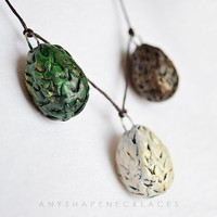 Game of Thrones Dragon Eggs necklace