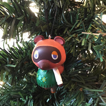 Animal Crossing Ornament - Tom Nook