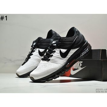 NIKE AIR MAX full palm cushion comfortable shock absorbing shoes #1