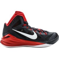 Nike 653640-416 Hyperdunk 2014 Mens Basketball Shoes (Obsidian/Red) at Shoe Palace
