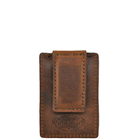 Rawlings Leather Money Clip