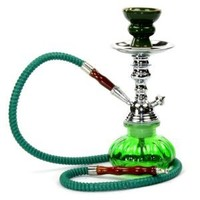 Amazon.com: Glass Hookah Shisha Nargila + Tongs + All Rubber Garments. Comes Ready to Use!: Everything Else