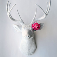 Flower Accessory - Actual Touch Pink Rose