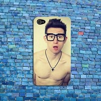 Funny Nerd Boy Ricky Dillon Cute Phone Case Cover iPhone Cool Fun