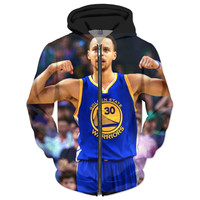 Steph Curry Jacket