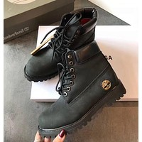 Timberland for men and women shoes waterproof Martin boots-2