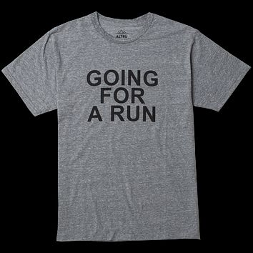 Altru Apparel Going for a Run tee