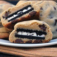Inception cookie... its a cookie in a cookie...