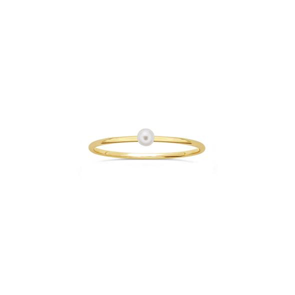 Image of Pearl Stacking Ring