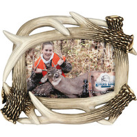 """4""""x6"""" Antler Picture Frame"""