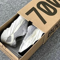 Bunchsun ADIDAS YEEZY 700 Tide brand men and women retro old shoes casual sports running shoes 3#