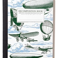 Decomposition Book   Airships
