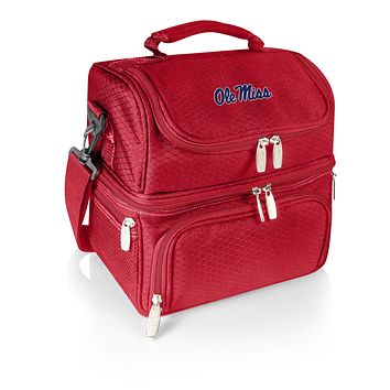 Ole Miss Rebels - Pranzo Lunch Cooler Bag, (Red)
