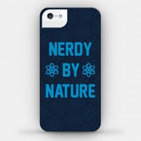 Nerdy By Nature (Blue)