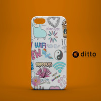 TEEN LIFE Design Custom Case by ditto! for iPhone 6 6 Plus iPhone 5 5s 5c iPhone 4 4s Samsung Galaxy s3 s4 & s5 and Note 2 3 4