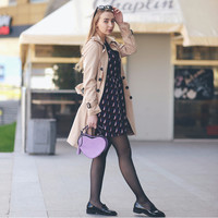 British Style Trench Coat For Women 2017 New Women's Coats Spring And Autumn Double Button Over Coat Long Big Size XXL