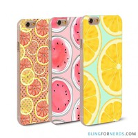 Fruit Art Soft Case - iPhone 6