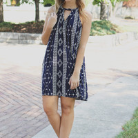 Swept Away Dress
