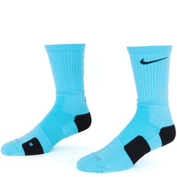 Accessories - Socks - Nike Elite Sock - Gamma Black - DTLR - Down Town Locker Room. Your Fashion, Your Lifestyle!