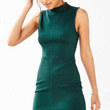 Silence + Noise Seamed Bodycon Tank