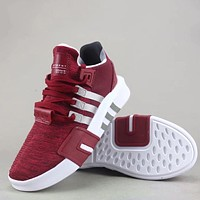 Trendsetter Adidas Eqt Bask Adv   Fashion Casual  Sneakers Sport Shoes
